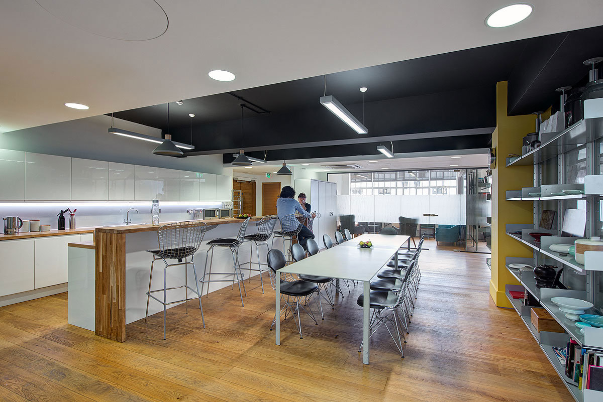 office design and build contractor