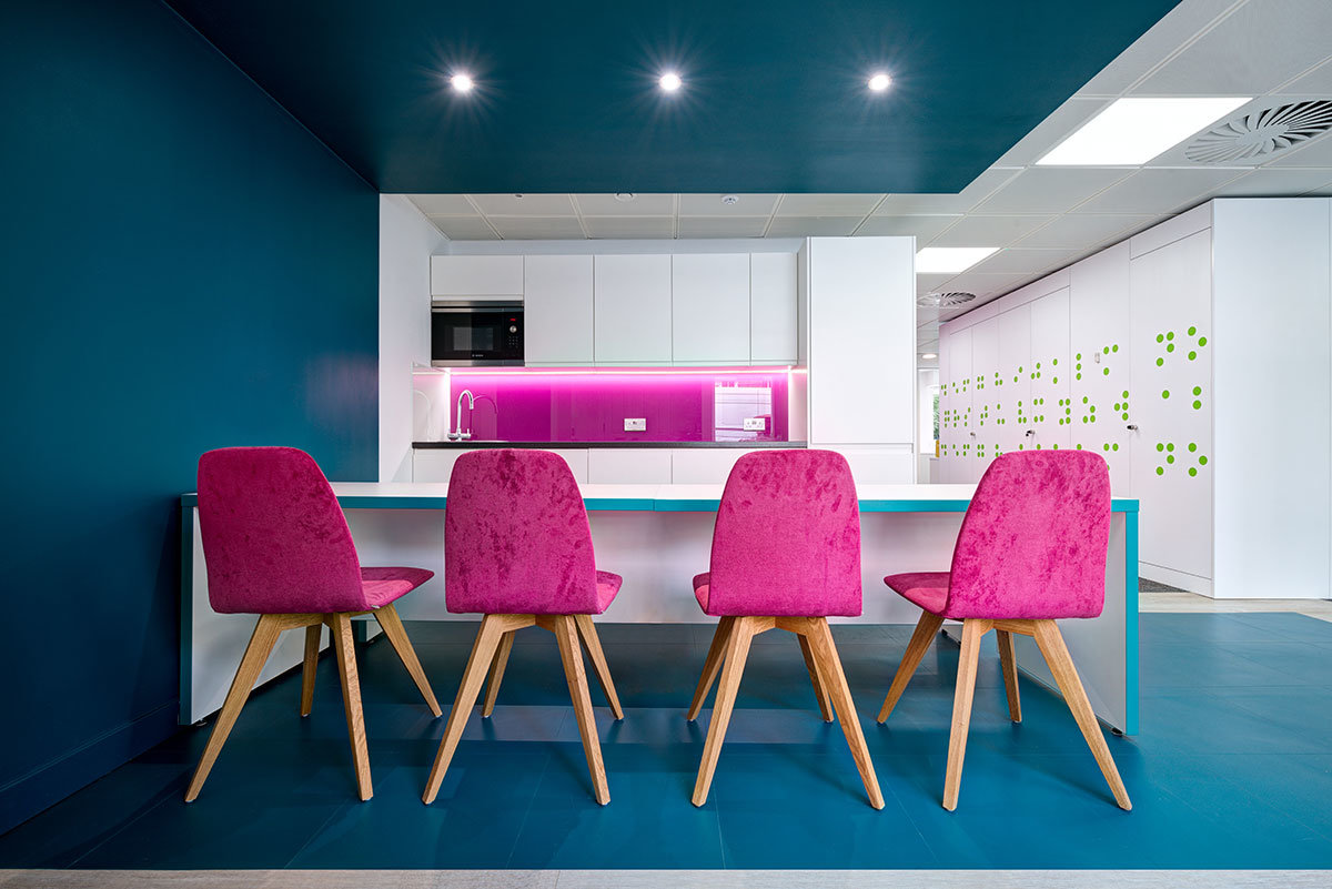office interiors - Cat B Fit out